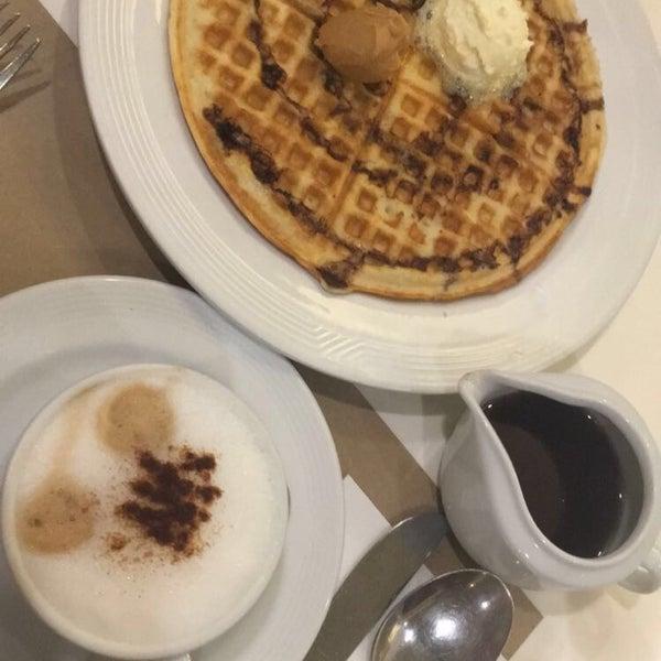 Photo taken at Pancake House by Tin C. on 9/12/2016