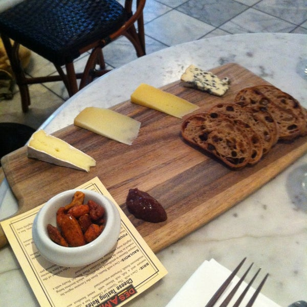 Cheese board special - Totally In. To. It.