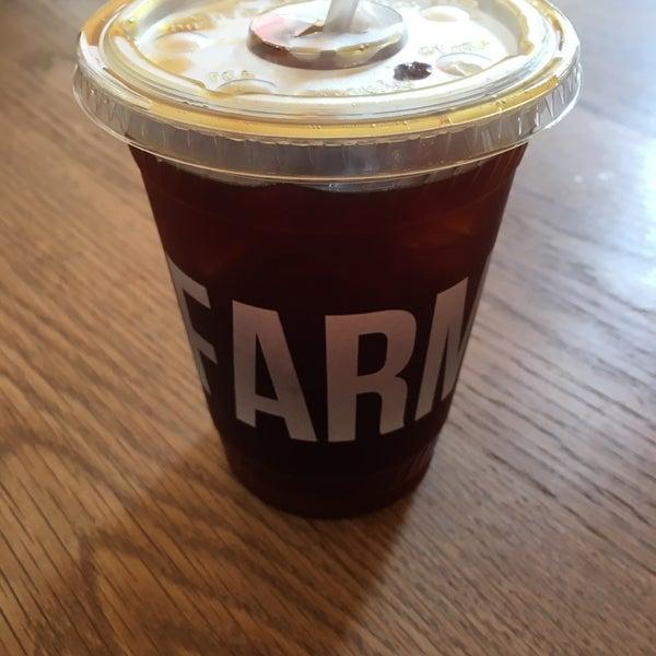 Снимок сделан в Irving Farm Coffee Roasters пользователем Paul 🐙 C. 8/6/2018