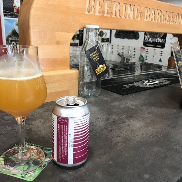 Foto tomada en Beering Barcelona por Eduard A. el 6/8/2018