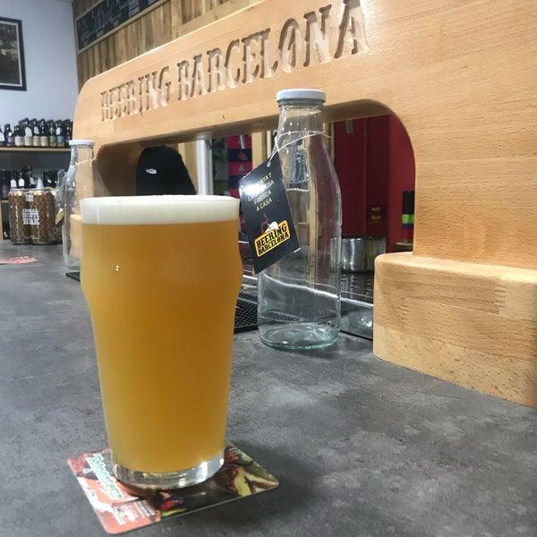 Foto diambil di Beering Barcelona oleh Eduard A. pada 6/28/2018
