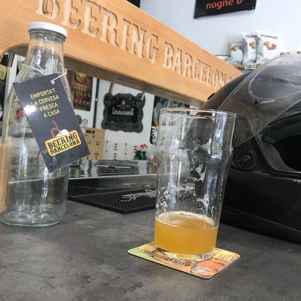 Foto tomada en Beering Barcelona por Eduard A. el 6/19/2018