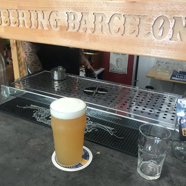 Foto tomada en Beering Barcelona por Eduard A. el 4/27/2018