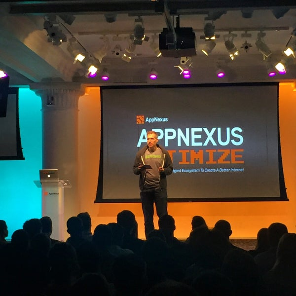 Photo taken at AppNexus by Matt F. on 2/23/2017