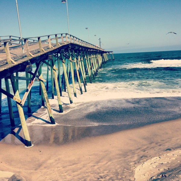 Kure beach fishing pier 14 tips from 1335 visitors for Pier fishing tips