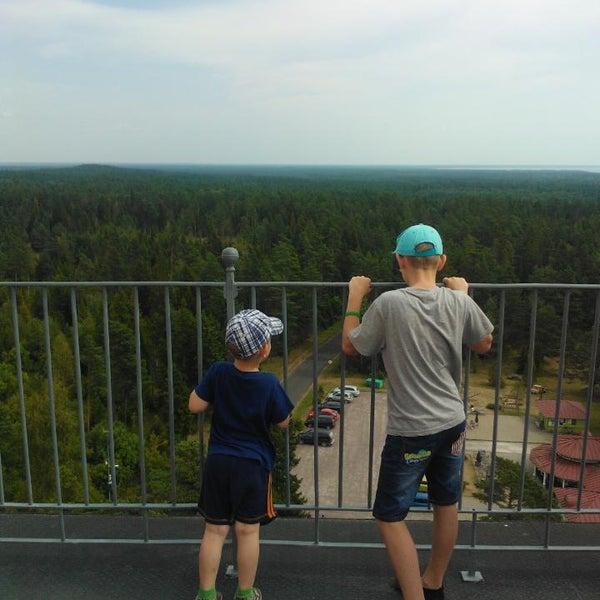 Photo taken at Kõpu tuletorn    Kõpu Lighthouse by Anneli B. on 7/28/2014