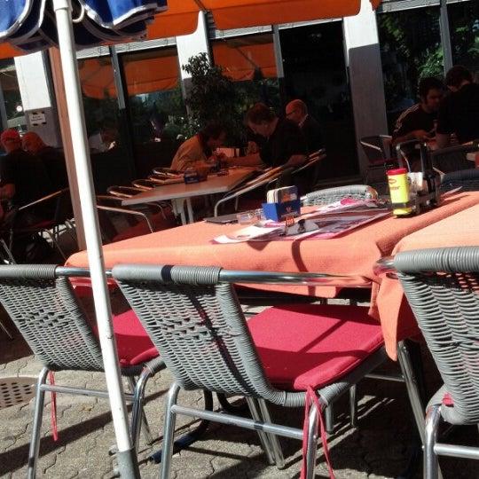 Das Foto wurde bei Restaurant Markthalle von Matthias A. am 9/21/2012 aufgenommen