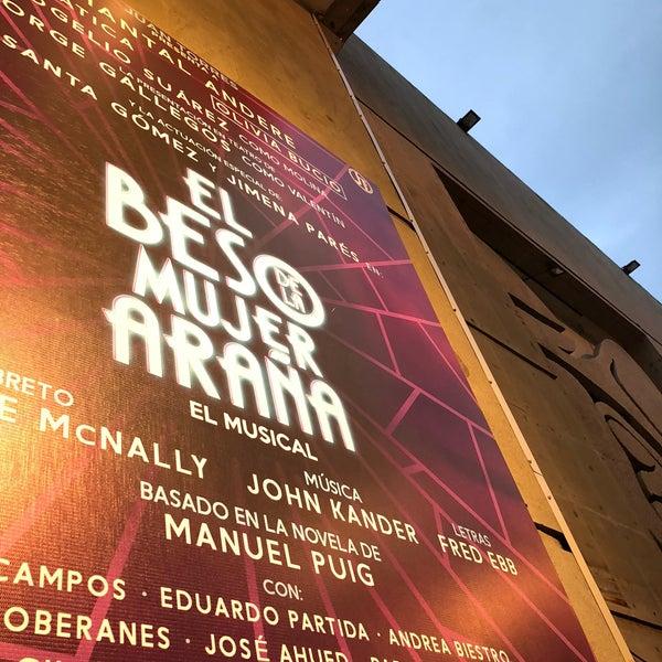 9/12/2018에 Ángel V.님이 Teatro Hidalgo에서 찍은 사진