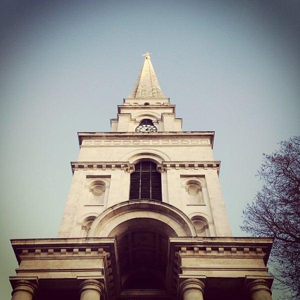 Photo taken at Christ Church by Zoë D. on 1/25/2014