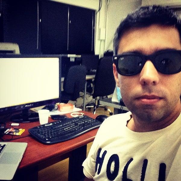 Foto tirada no(a) HostCom Internet por Felipe V. em 8/29/2014