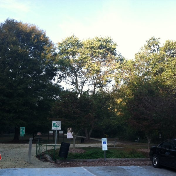 Photo taken at Shaffner Park by Jessica H. on 10/5/2013