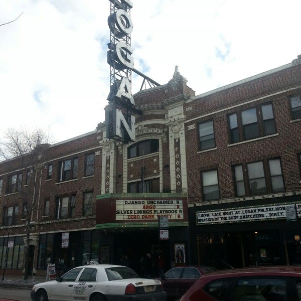 Photo taken at Logan Theatre by Michael T. on 3/2/2013