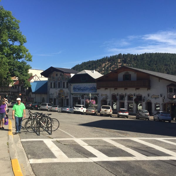 Photo taken at Town of Leavenworth by Marquette M. on 9/9/2016