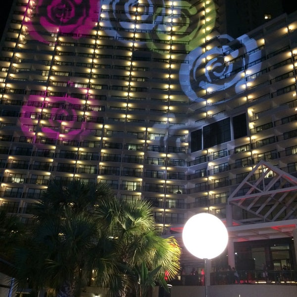 Photo taken at Marriott World Center Pool by Charles T. on 5/17/2017