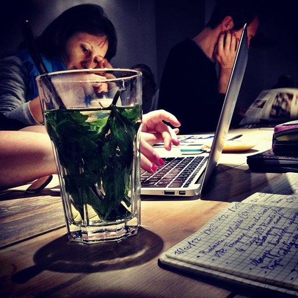 Photo taken at Noir Koffiebar by Jan on 11/3/2012