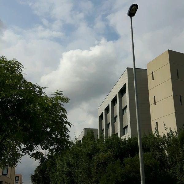 Photo taken at Universitat Jaume I (UJI) by Emilio M. on 9/23/2016