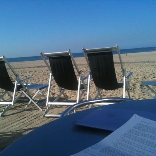 Photo taken at Praia do Titan by Samuel M. on 9/29/2012