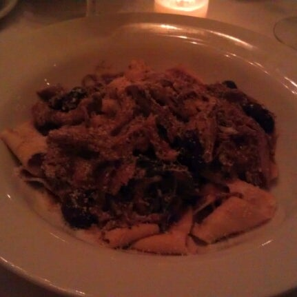Photo taken at Luce Restaurant & Enoteca by Jackie on 2/20/2013