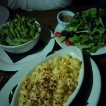 Photo taken at Amsterdam Ale House by Jackie on 12/1/2012