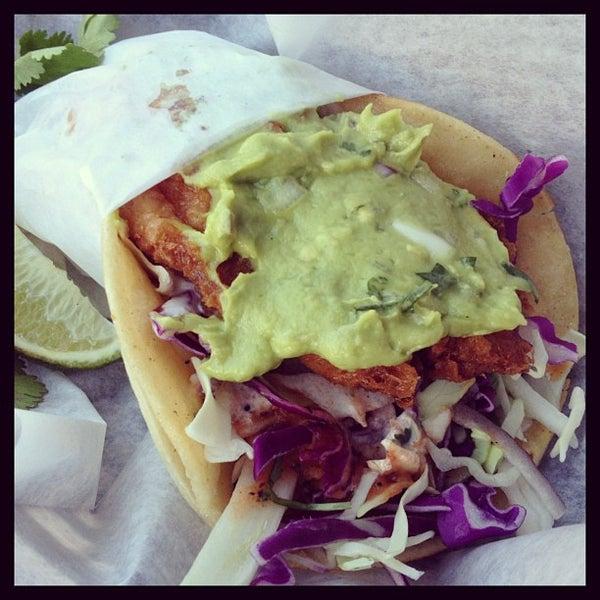 Photo taken at Nick's Crispy Tacos by Jenn N. on 4/10/2013