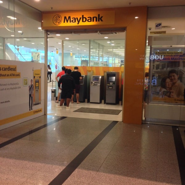 Photo taken at Maybank by Muhammad N. on 8/12/2014