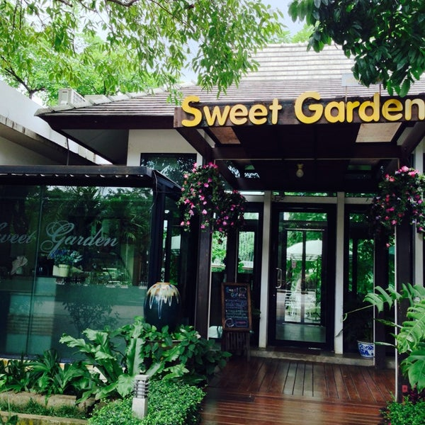 Photo taken at Sweet Garden by ornwara s. on 6/21/2014
