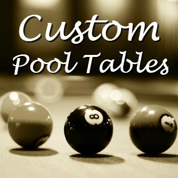 Photos At Custom Pool Tables Visitors - Boessling pool table
