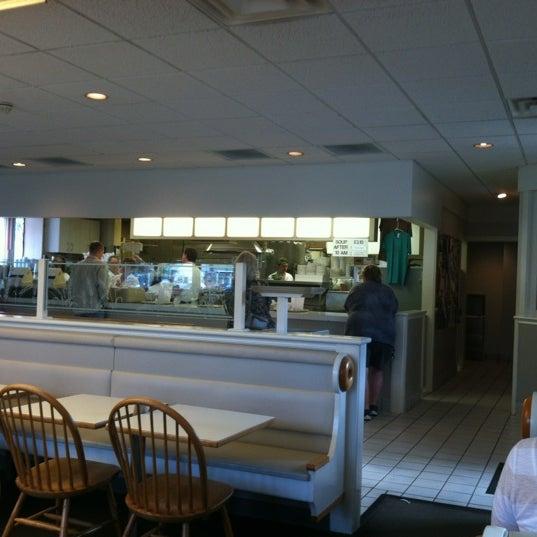 Photo taken at Bodo's Bagels by Stuart L. on 10/24/2012