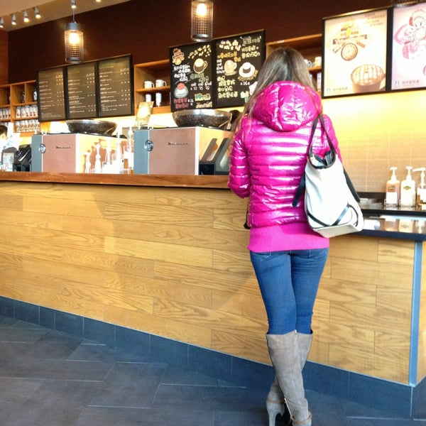 Photo taken at Starbucks 星巴克 by Paolo 7. on 2/4/2013