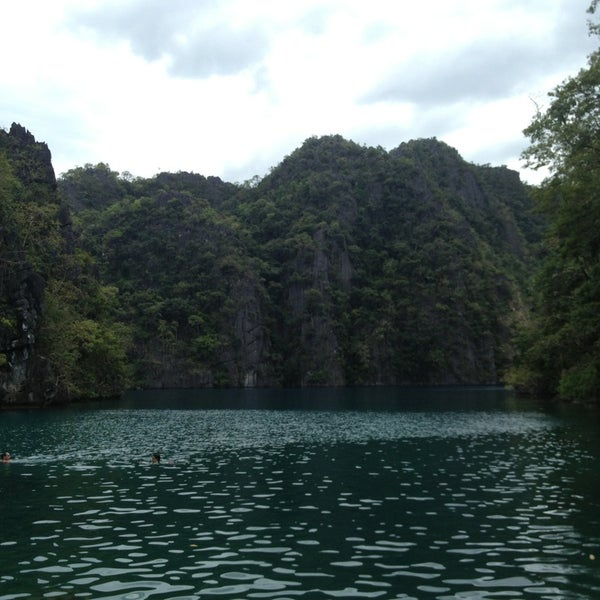 Photo taken at Twin Lagoon by Inna💘 P. on 1/3/2013