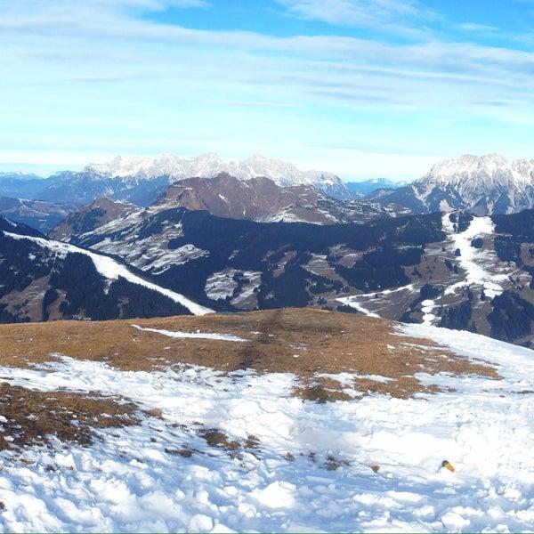 Das Foto wurde bei Westgipfelhütte von Wouter D. am 12/14/2014 aufgenommen