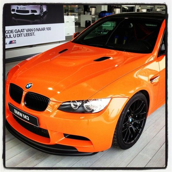 BMW Dejonckheere