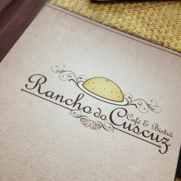Foto tirada no(a) Rancho do Cuscuz por george a. em 7/29/2013
