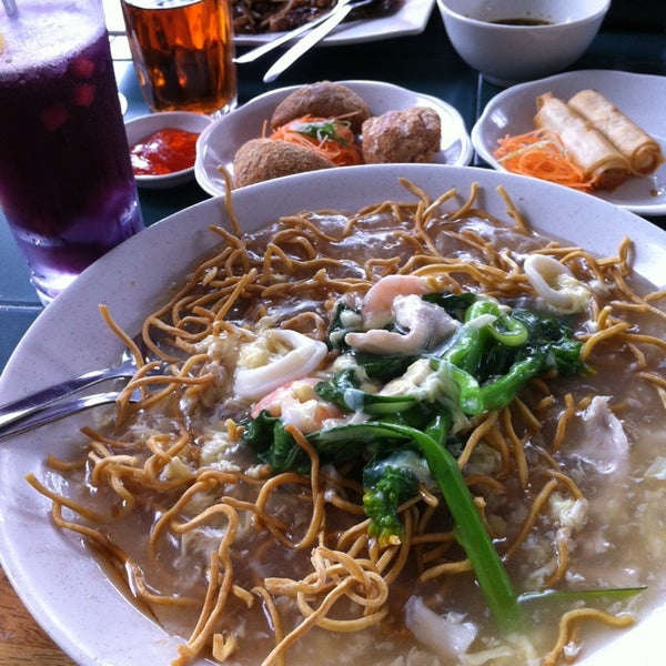 Photo taken at Homst Restaurant by Izan I. on 1/19/2013