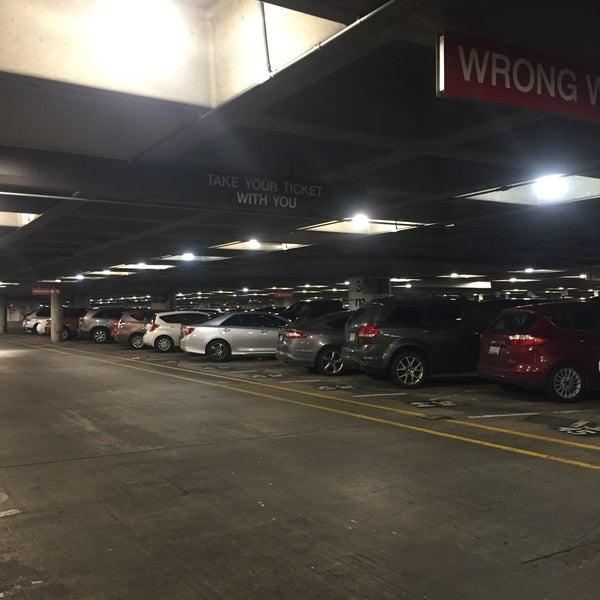 Photo taken at Sea-Tac Airport Parking Garage by Pat M. on 3/22/2017