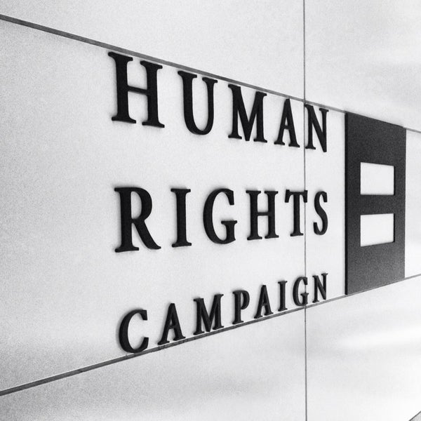 Photo taken at Human Rights Campaign by Caroline B. on 9/17/2013