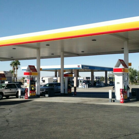 Photo taken at Shell by Steve S. on 10/19/2016