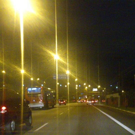 Photo taken at Ponte do Limão by Silvio N. on 3/28/2013