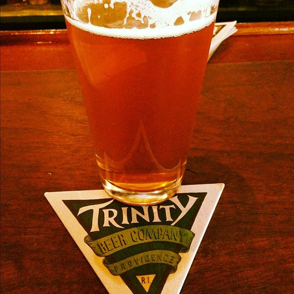 Photo taken at Trinity Brewhouse by John R. on 11/24/2012