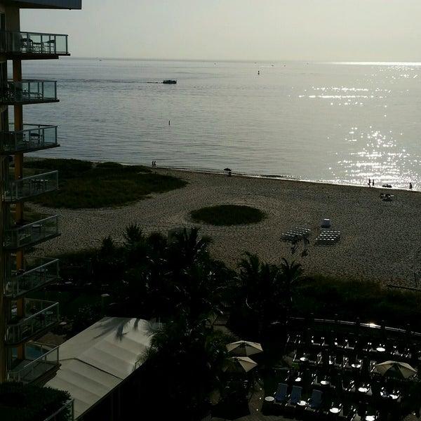 Das Foto wurde bei Marriott Pompano Resort and Spa von Phil a. am 7/30/2016 aufgenommen