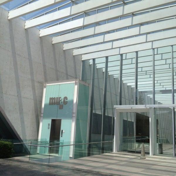 Foto tomada en MUAC (Museo Universitario de Arte Contemporáneo). por Cholaholic el 3/24/2013