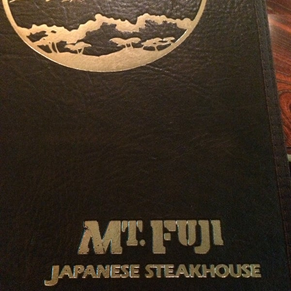 Photo taken at Mt. Fuji Japanese Steak House by Mike D. on 6/27/2016
