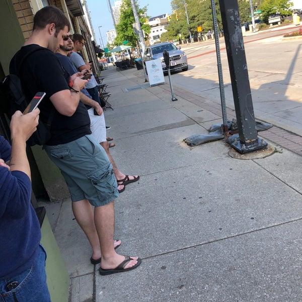 9/15/2018 tarihinde Luke P.ziyaretçi tarafından Foremost Barbershop'de çekilen fotoğraf