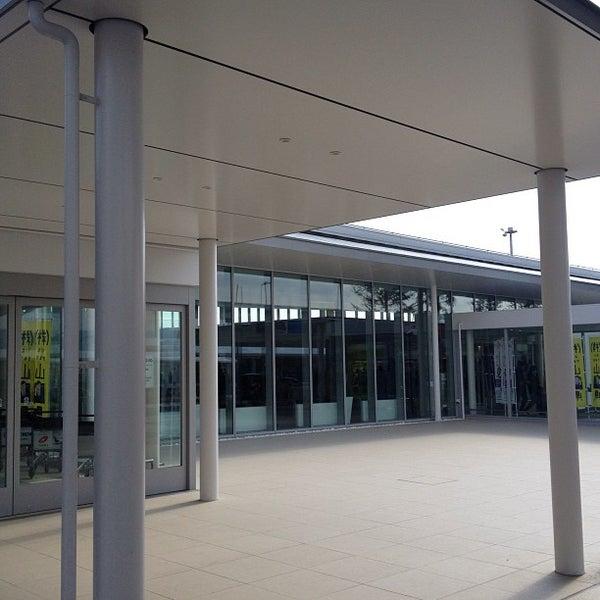 2/9/2013にTenty17が岩国錦帯橋空港 / 岩国飛行場 (IWK)で撮った写真