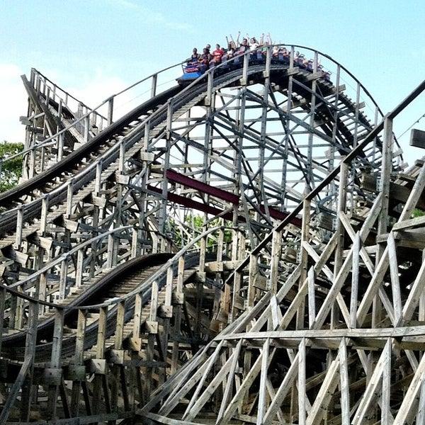 Six Flags St Louis - Theme Park