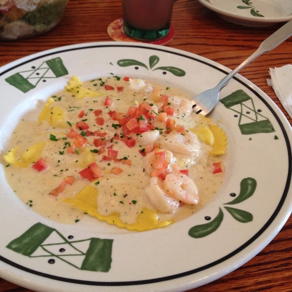 photo taken at olive garden by vazdrae l on 892013 - Olive Garden Madison Wi