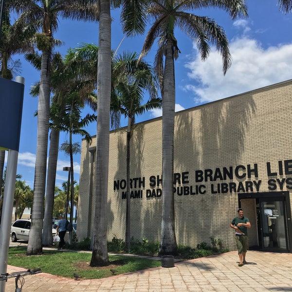 Miami Beach North Shore Library