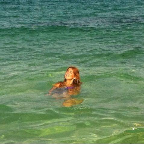 6/16/2013 tarihinde Tqb K.ziyaretçi tarafından Karaburun Plajı'de çekilen fotoğraf