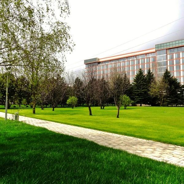 Снимок сделан в Санаторно-курортный комплекс «Русь» пользователем nata_ f. 6/12/2013