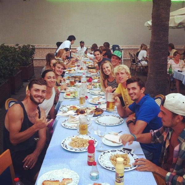 Foto tomada en Restaurante Salamanca por Iliana L. el 7/11/2015